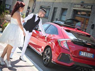 Le nozze di Alessia e Michael 2
