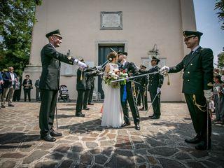 Le nozze di Arianna e Filippo Ivan