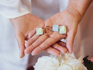 Le nozze di Simona e Alex 1