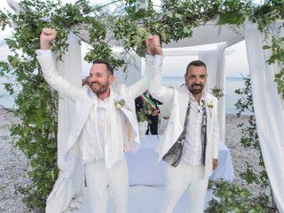 Le nozze di Peter e Giovanni