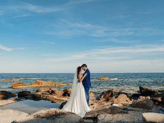 Le nozze di Luca e Cinzia