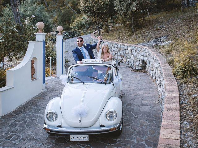Il matrimonio di Alex e Natalie a Maratea, Potenza 14