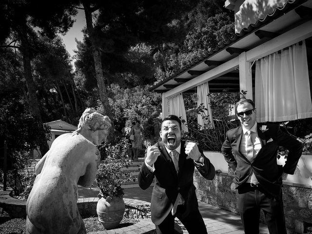 Il matrimonio di Alex e Natalie a Maratea, Potenza 34