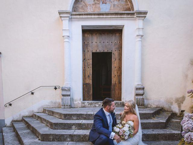 Il matrimonio di Alex e Natalie a Maratea, Potenza 41