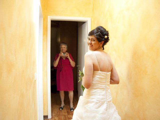 Il matrimonio di Alberto e Fabiola a Fogliano Redipuglia, Gorizia 8