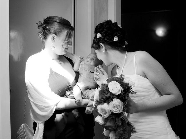 Il matrimonio di Alberto e Fabiola a Fogliano Redipuglia, Gorizia 9