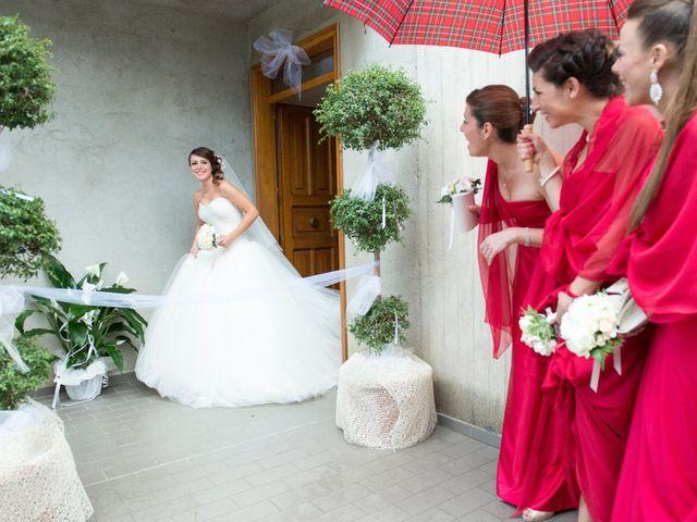 Il matrimonio di Elisa e Massimo a Perugia, Perugia 18