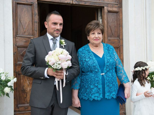 Il matrimonio di Elisa e Massimo a Perugia, Perugia 20
