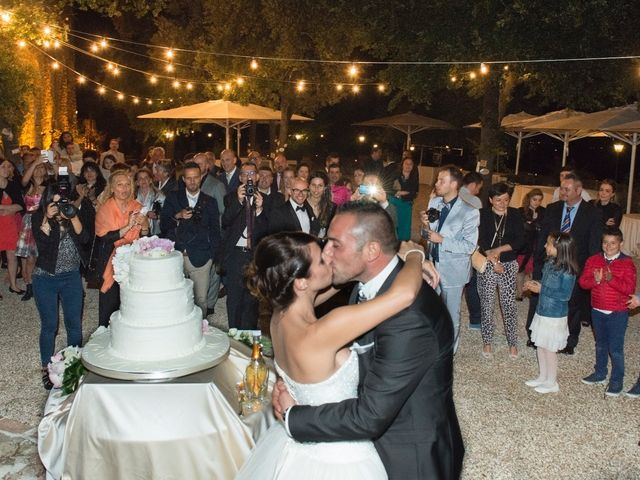 Il matrimonio di Elisa e Massimo a Perugia, Perugia 42