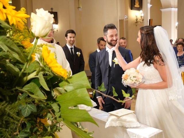 Il matrimonio di Lorenzo e Giusi a Gubbio, Perugia 10