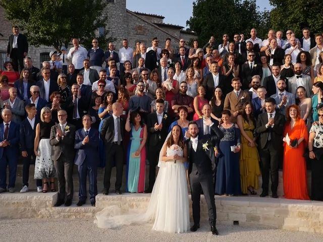 Il matrimonio di Lorenzo e Giusi a Gubbio, Perugia 14