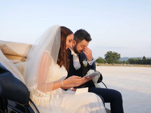 Il matrimonio di Lorenzo e Giusi a Gubbio, Perugia 15