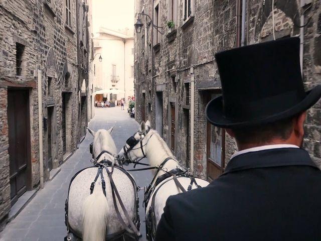 Il matrimonio di Lorenzo e Giusi a Gubbio, Perugia 17