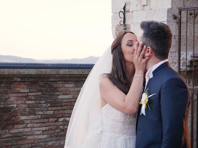 Il matrimonio di Lorenzo e Giusi a Gubbio, Perugia 25