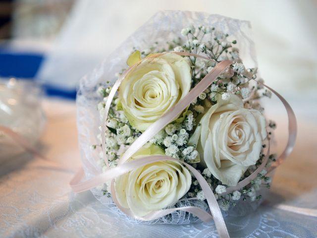 Il matrimonio di Simone e Anna a Maracalagonis, Cagliari 10