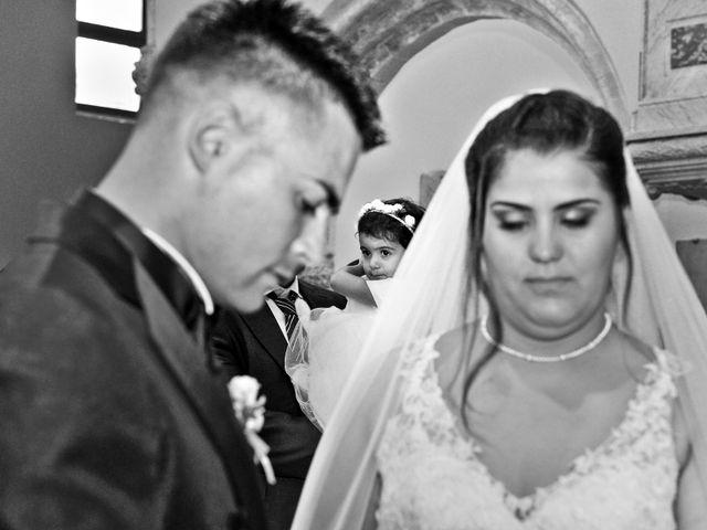 Il matrimonio di Simone e Anna a Maracalagonis, Cagliari 1