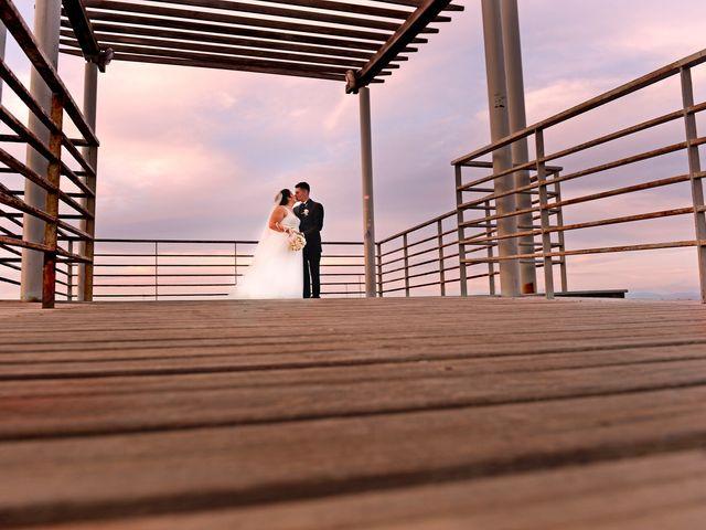 Il matrimonio di Simone e Anna a Maracalagonis, Cagliari 2