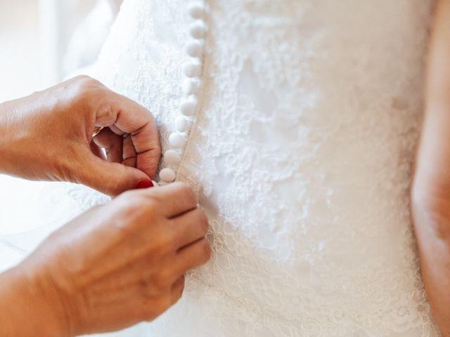 Il matrimonio di Carmine e Antonietta a Grassano, Matera 14