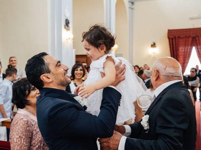 Il matrimonio di Carmine e Antonietta a Grassano, Matera 22