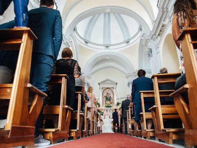 Il matrimonio di Carmine e Antonietta a Grassano, Matera 26