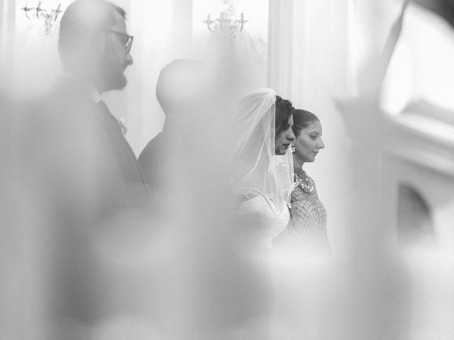 Il matrimonio di Carmine e Antonietta a Grassano, Matera 27