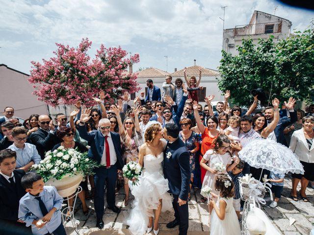 Il matrimonio di Carmine e Antonietta a Grassano, Matera 28