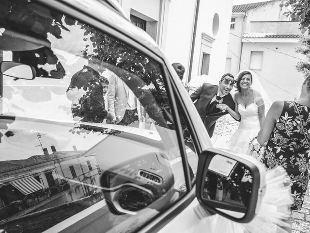 Il matrimonio di Carmine e Antonietta a Grassano, Matera 29