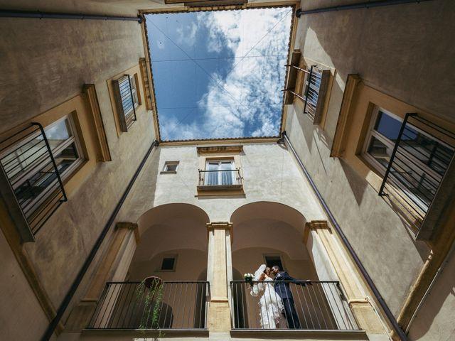 Il matrimonio di Carmine e Antonietta a Grassano, Matera 30