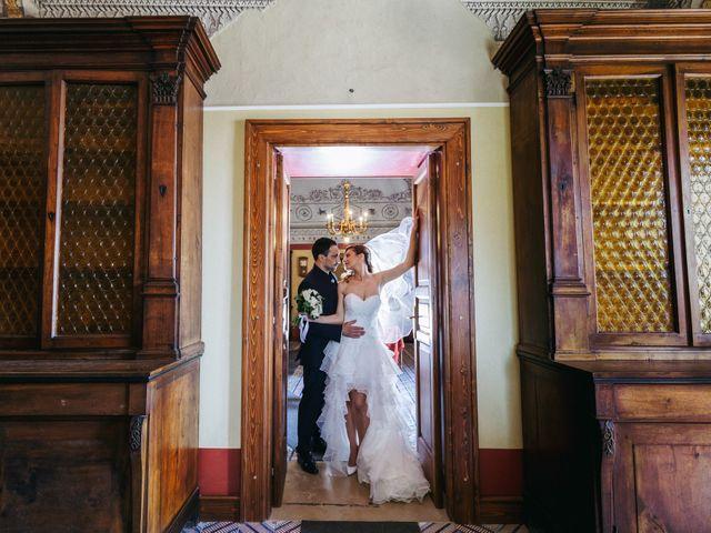 Il matrimonio di Carmine e Antonietta a Grassano, Matera 33