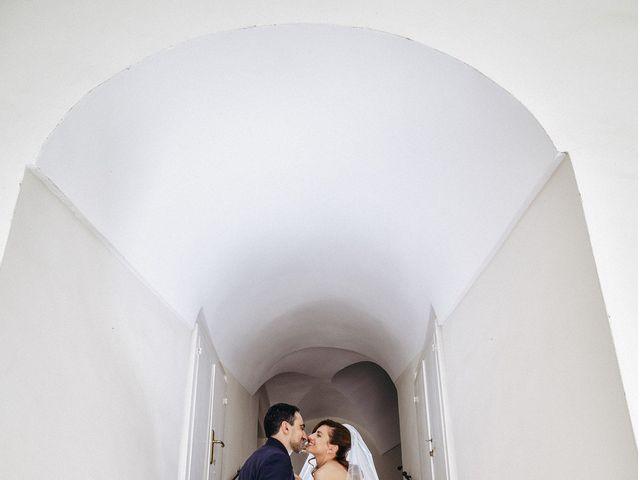 Il matrimonio di Carmine e Antonietta a Grassano, Matera 35