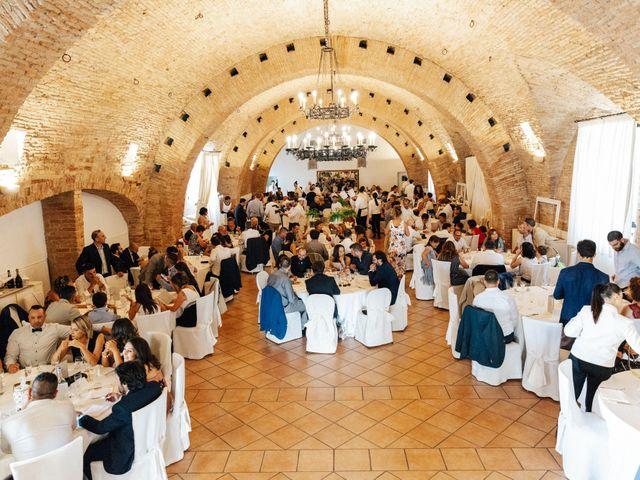 Il matrimonio di Carmine e Antonietta a Grassano, Matera 38