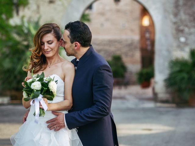 Il matrimonio di Carmine e Antonietta a Grassano, Matera 54