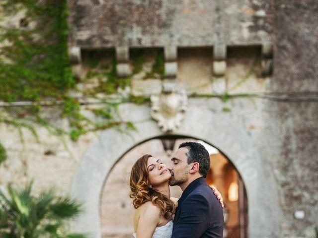 Il matrimonio di Carmine e Antonietta a Grassano, Matera 55