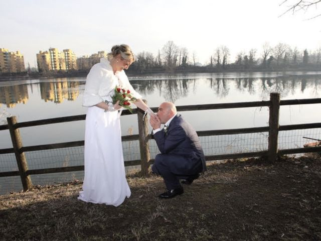 Il matrimonio di Gianni e Rosa a Rho, Milano 27