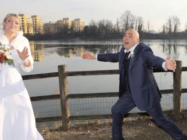 Il matrimonio di Gianni e Rosa a Rho, Milano 56
