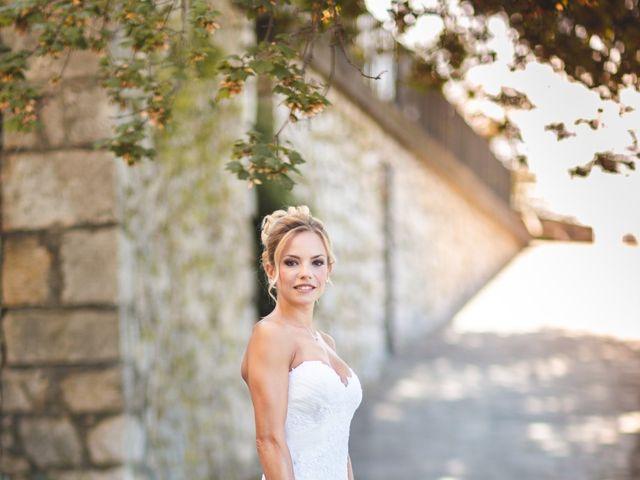 Il matrimonio di Marco e Valentina a Guarcino, Frosinone 7