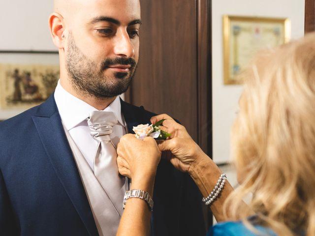 Il matrimonio di Marco e Valentina a Guarcino, Frosinone 9