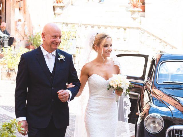 Il matrimonio di Marco e Valentina a Guarcino, Frosinone 11