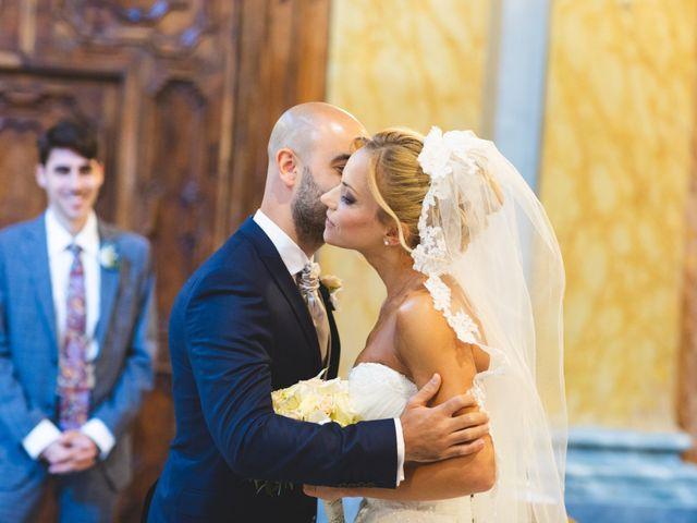 Il matrimonio di Marco e Valentina a Guarcino, Frosinone 1