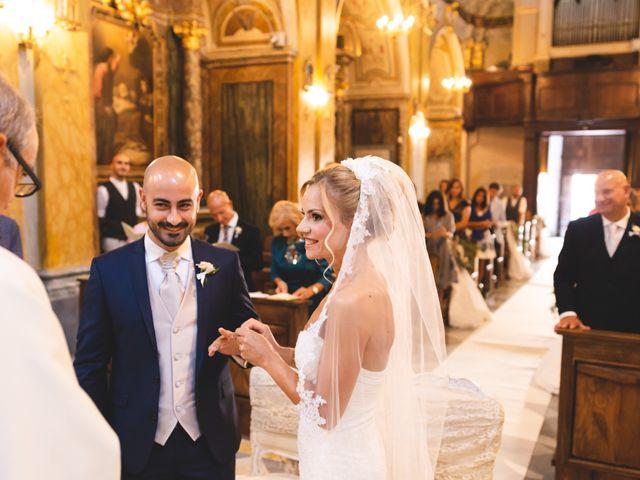 Il matrimonio di Marco e Valentina a Guarcino, Frosinone 12