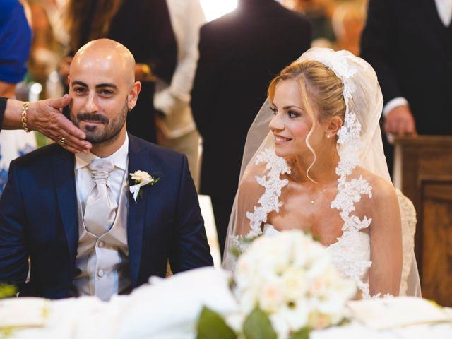 Il matrimonio di Marco e Valentina a Guarcino, Frosinone 13