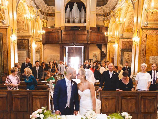 Il matrimonio di Marco e Valentina a Guarcino, Frosinone 14