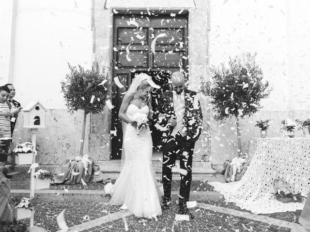 Il matrimonio di Marco e Valentina a Guarcino, Frosinone 2