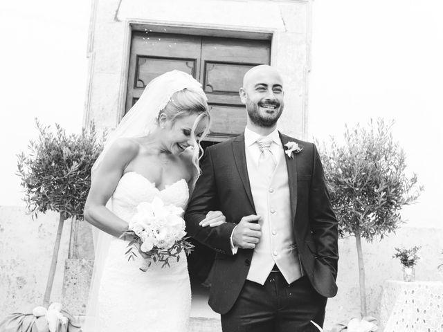 Il matrimonio di Marco e Valentina a Guarcino, Frosinone 15