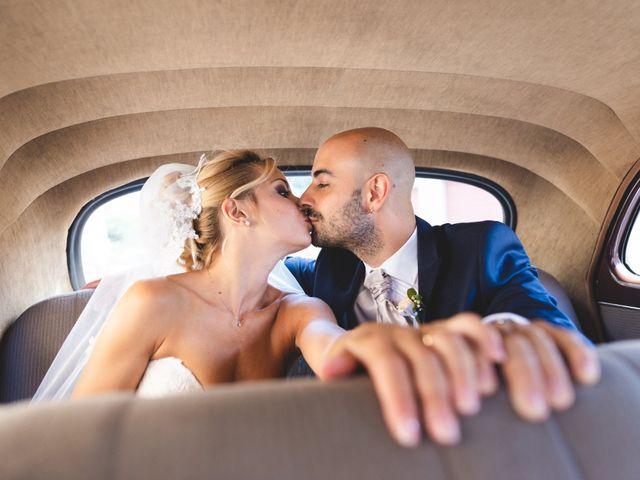 Il matrimonio di Marco e Valentina a Guarcino, Frosinone 16