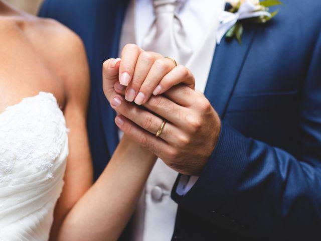 Il matrimonio di Marco e Valentina a Guarcino, Frosinone 18