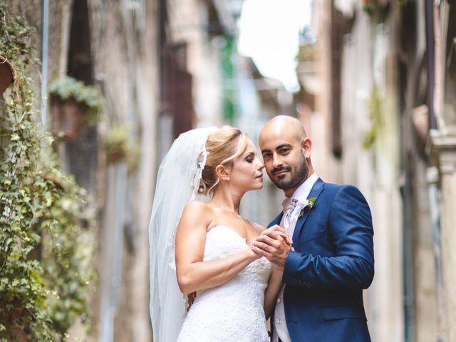 Il matrimonio di Marco e Valentina a Guarcino, Frosinone 19