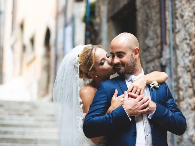 Il matrimonio di Marco e Valentina a Guarcino, Frosinone 20