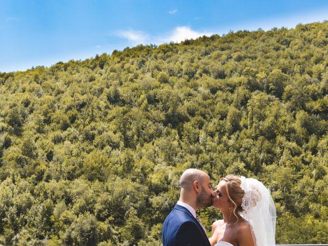 Il matrimonio di Marco e Valentina a Guarcino, Frosinone 21