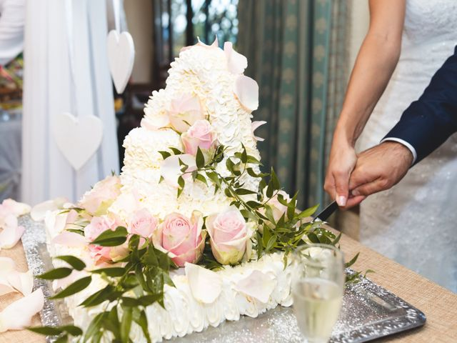 Il matrimonio di Marco e Valentina a Guarcino, Frosinone 28